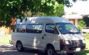 Karingal Seymour Bus